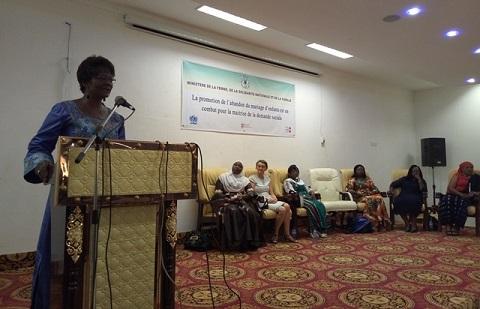 Burkina : 51,6% des femmes sont mariées avant d'avoir 18 ans